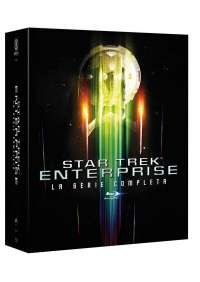 Star Trek - Enterprise - Stagione 01-04 (24 Blu-Ray)