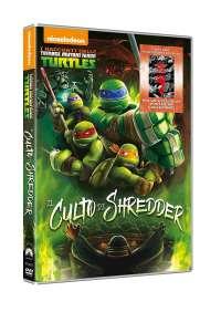 Racconti Delle Teenage Mutant Ninja Turtles (I) - The Cult Of Shredder