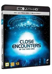 Incontri Ravvicinati Del Terzo Tipo (SE 40o Anniversario) (Blu-Ray 4K Ultra HD+Blu-Ray)