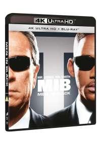 Men In Black (Blu-Ray 4K Ultra HD+Blu-Ray)