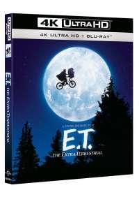E.T. - L'Extra-Terrestre (Blu-Ray 4K Ultra HD+Blu-Ray)