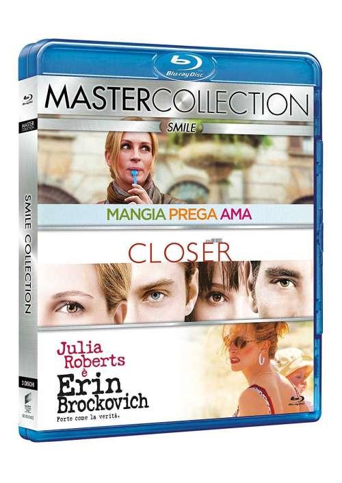 Julia Roberts Master Collection (3 Blu-Ray)