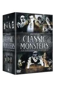 Classic Monster Box Set (7 Dvd)