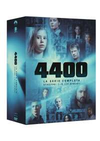 4400 - Stagione 01-04 (14 Dvd)
