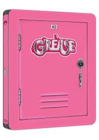 Grease Locker (Steelbook 2 Dvd+2 Magneti)