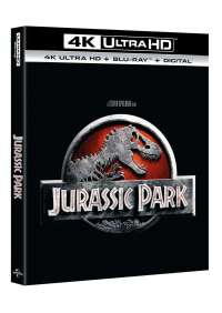 Jurassic Park (4K Uhd+Blu-Ray)