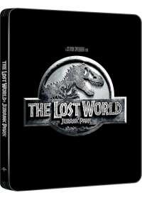 Steelbook Mondo Perduto (Il) - Jurassic Park