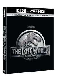 Jurassic Park - Il Mondo Perduto (4K Uhd+Blu-Ray)
