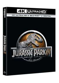Jurassic Park 3 (4K Uhd+Blu-Ray)