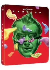 Vertigo - La Donna Che Visse Due Volte (Ltd Steelbook)