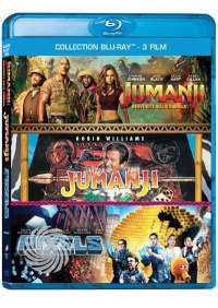 Jumanji - Games Collection (3 Blu-Ray)