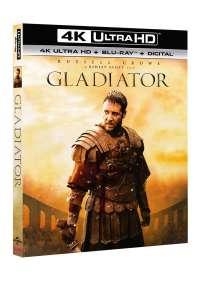 Gladiatore (Il) (4K Uhd + Blu-Ray)