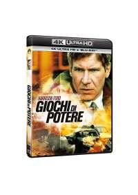 Giochi Di Potere (Blu-Ray 4K Ultra Hd+Blu-Ray)