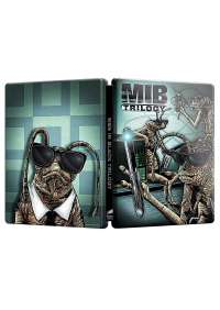 Men In Black 4K Collection (3 Blu-Ray 4K Ultra HD+Blu-Ray)