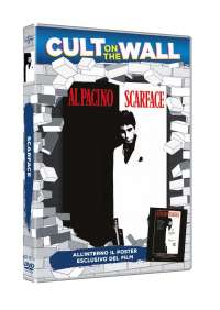 Dvd+Poster Scarface (Cult On The Wall)