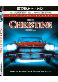 Christine - La Macchina Infernale (Blu-Ray 4K Ultra HD+Blu-Ray)