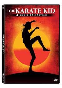 Karate Kid Collection (4 Dvd)