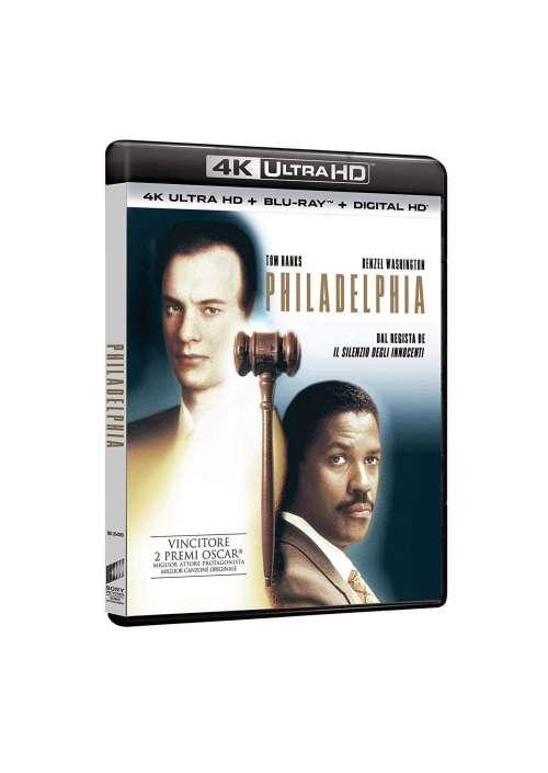 Philadelphia (Blu-Ray 4K Ultra HD+Blu-Ray)