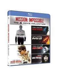 Mission Impossible Collection (7 Blu-Ray)