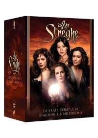 Streghe - La Serie Completa (48 Dvd)