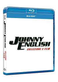 Johnny English 3 Movie Collection (3 Blu-Ray)