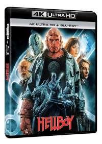 Hellboy (4K Uhd+Blu-Ray)