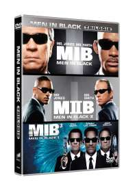 Men In Black Boxset (3 Dvd)