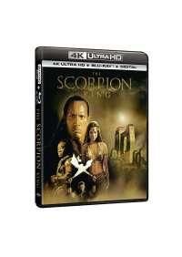 Re Scorpione (Il) (Blu-Ray 4K Ultra HD+Blu-Ray)