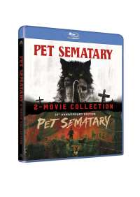 Pet Sematary Collection (2 Blu-Ray)