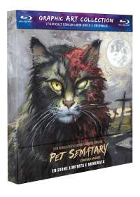 Pet Sematary Cimitero Vivente - Graphic Art Collection (Limited Edition)