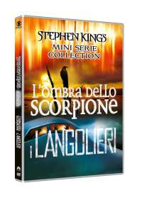 Stephen King Mini Serie Collection  (I Langolieri + L'Ombra Dello Scorpione) (3 Dvd)