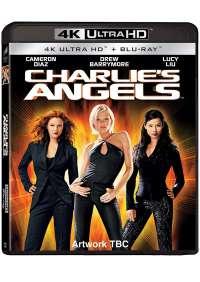 Charlie's Angels (4K Uhd+Blu-Ray)