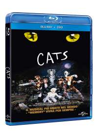 Blu-Ray+Dvd Cats