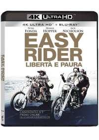 Easy Rider (Blu-Ray 4K Ultra HD+Blu-Ray)