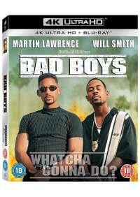 Bad Boys (4K Uhd+Blu-Ray)