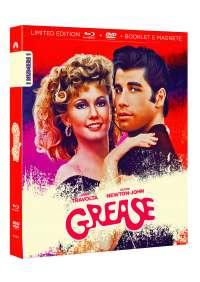 Blu-Ray+Dvd Grease