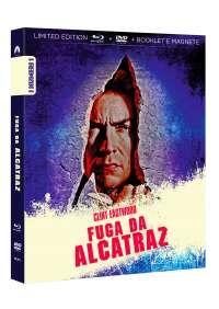 Blu-Ray+Dvd Fuga Da Alcatraz