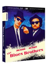 Blu-Ray+Dvd Blues Brothers (The)