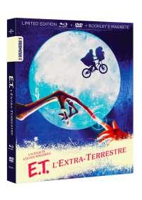 Blu-Ray+Dvd E.T. L' Extra-Terrestre