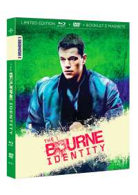 Blu-Ray+Dvd Bourne Identity (The)