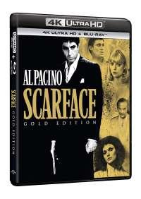 Scarface (Blu-Ray 4K Ultra HD+Blu-Ray)