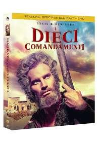 Blu-Ray+Dvd Dieci Comandamenti (I) (Edizione Speciale)