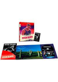 Blu-Ray+Dvd Pitch Black