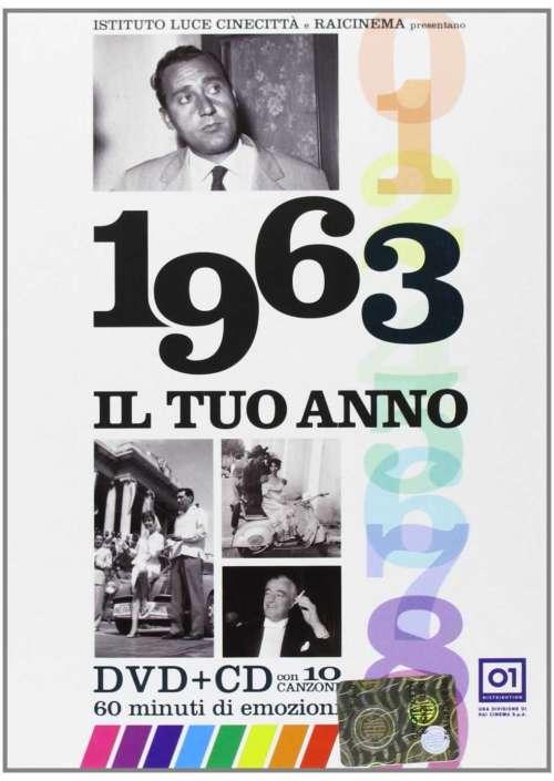 Dvd+Cd Tuo Anno (Il) - 1963