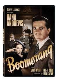Boomerang - l'Arma Che Uccide