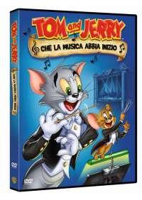 Tom & Jerry - Che La Musica Abbia Inizio