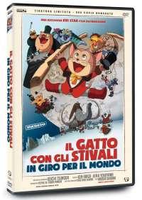 Gatto Con Gli Stivali In Giro Per Il Mondo (Il) (Ed. Limitata E Numerata)