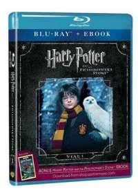 Blu-Ray+E-Book Harry Potter E La Pietra Filosofale