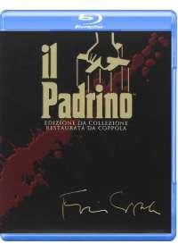 Padrino Trilogia (Ed. Restaurata) (4 Blu-Ray)
