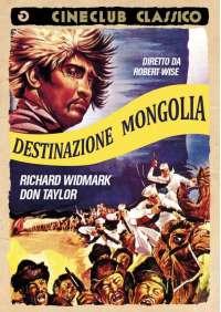 Destinazione Mongolia